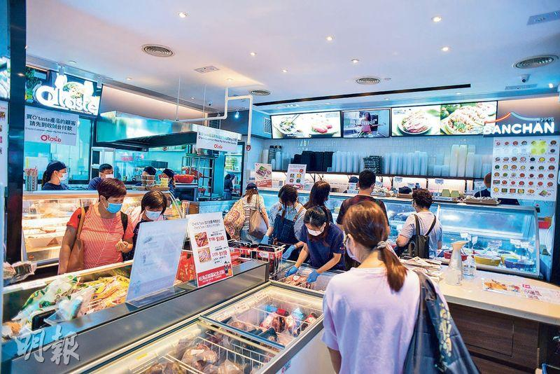 韓食迷必逛 在港遊「韓國市場」