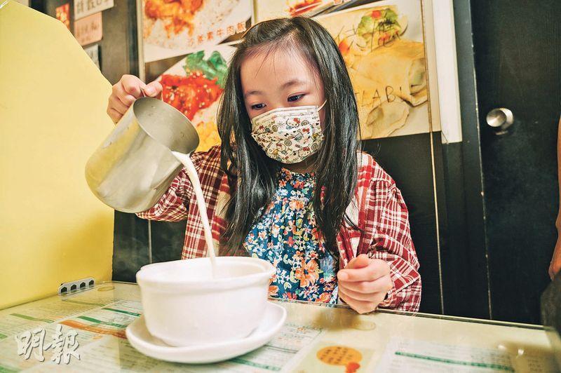 DIY:親子「加工」甜品 即撞豆腐花 好玩又好食