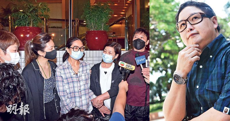 58歲「金牌監製」錢國偉胰臟癌病逝 陳宛蔚讚亡夫英雄 兩歲女兒見最後一面