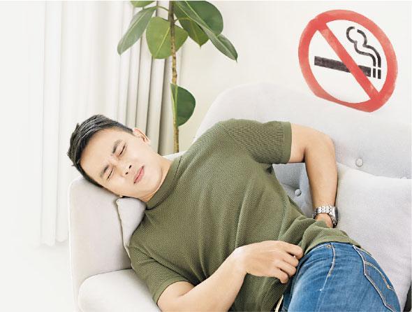 正視強直性脊椎炎 戒煙好過亂驗基因