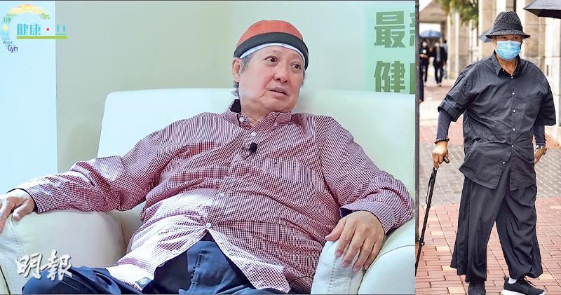 68歲洪金寶暫不言休 毋懼周身傷 搏到盡至機能退化