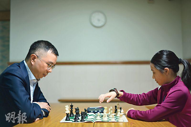 走進「后翼棄兵」世界 國際象棋 香港棋手步步難行