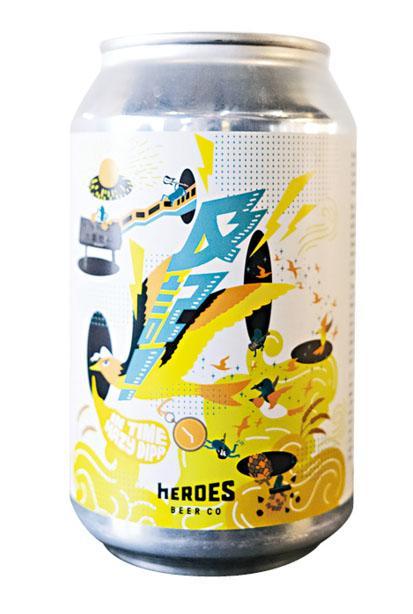 Heroes Beer | 港產精釀發威 變身「啤酒英雄」