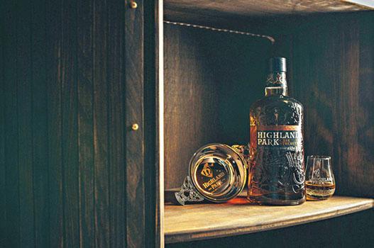 Quicknote:精純蘇格蘭Highland Park威士忌 原桶入瓶醇厚味道