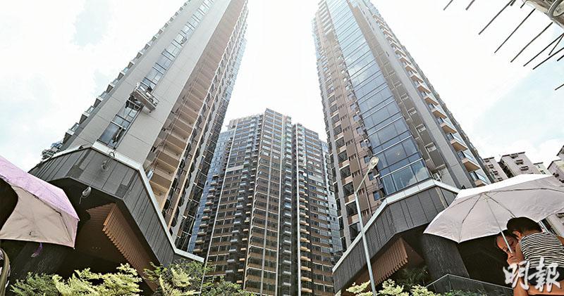 柏蔚山樓王未完成交易先收租  今年2月呎價5萬破頂購入  4年成交期料收租384萬