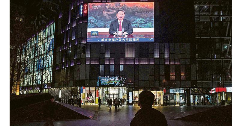 APEC工商對話  習:中國不搞小圈子  稱凡願與華合作國家地區  會積極展合作