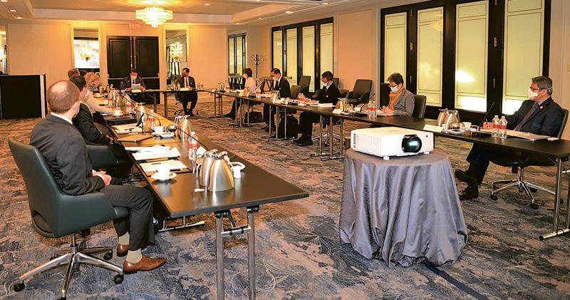 台美首經濟對話 確立半導體合作 未來5年輪流召開 台外交部:不受政黨輪替影響