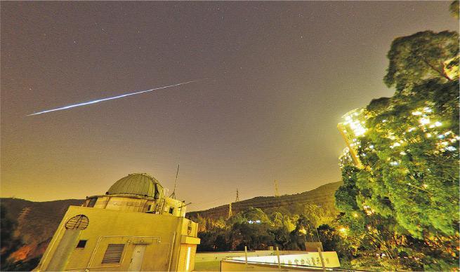 數量多、可觀測時間長 12‧14 向雙子座流星雨許願
