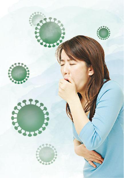 腸胃炎丨衛生處方:病毒性腸胃炎 天氣轉冷易中招