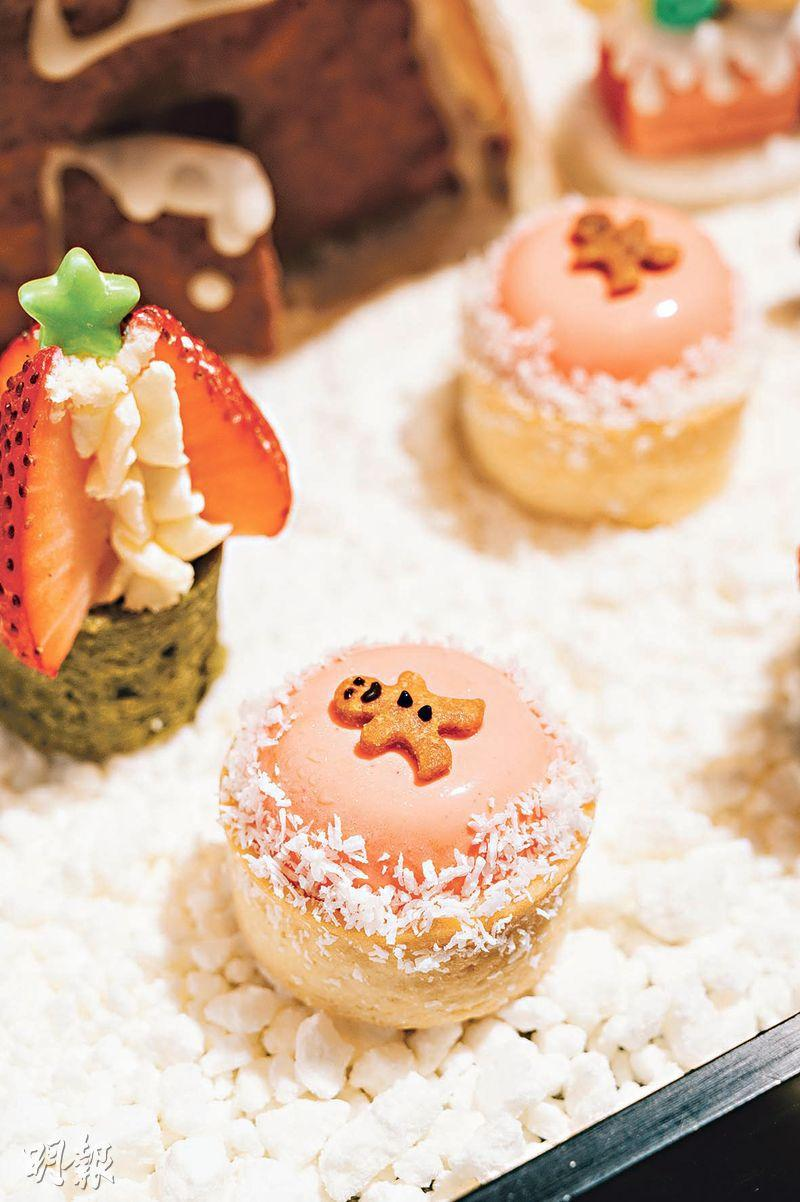 聖誕大餐丨親子High Tea樂 二人同行 齊嘆薑餅人、聖誕樹、曲奇屋