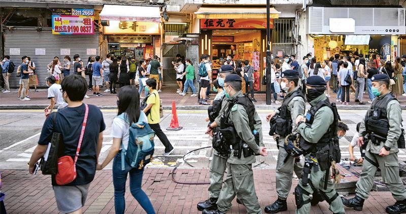 周日話題:國安法前後,反修例運動支持者怎樣轉變了?