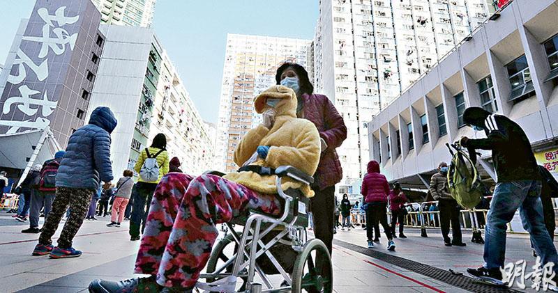 增43幢大廈強檢  近半九龍東  料檢測人數以萬計  坪石邨7廈3上榜