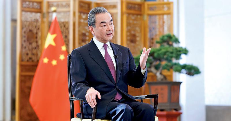王毅:盼美新政府重拾理性重啟合作 稱美應自我提升勿阻中國 兩國應各自變更好