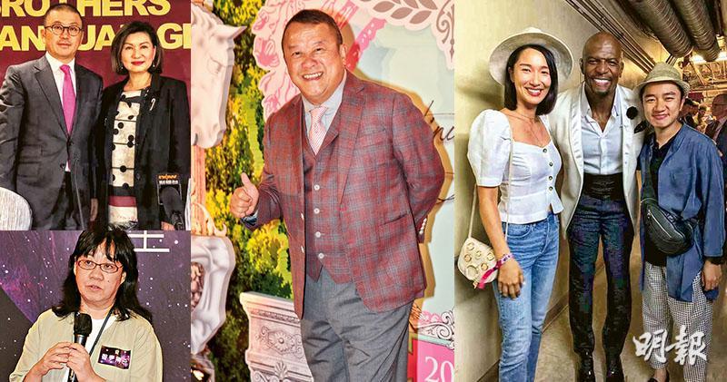 曾志偉回巢任TVB副總經理 王祖藍拍住上做首席創意官