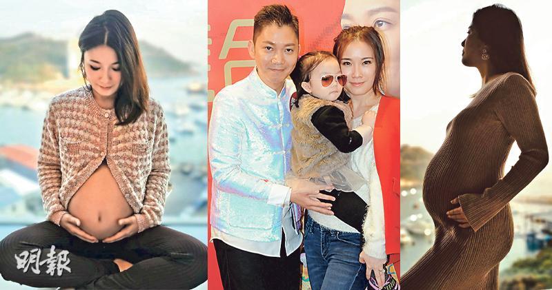 拒透露性別 老公李丞責心中有數 劉倩婷宣布3月誕牛B