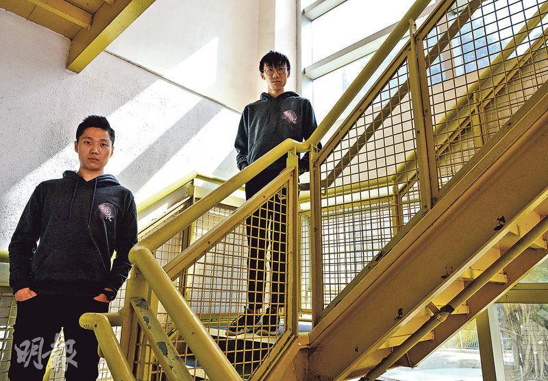 中大學生會候選內閣:續宣自由 做入獄準備