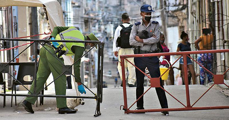 古巴大幅經濟改革 擴個體戶行業種類