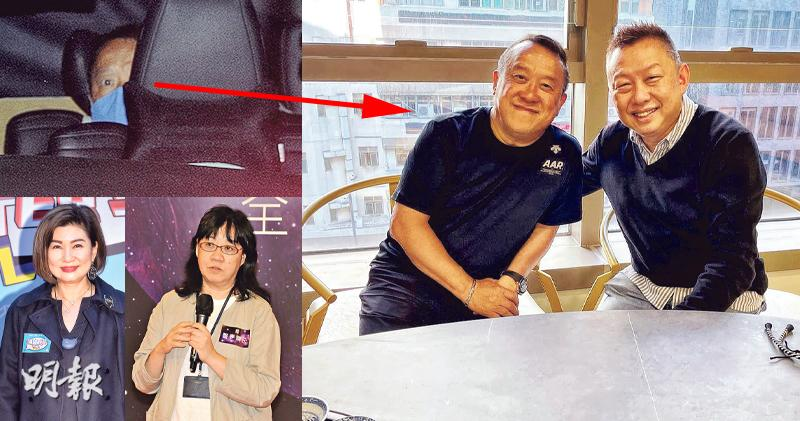 樂易玲:他首日忙開會 無時間食飯 曾志偉無綫開工返足9小時