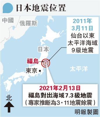 地震 余震 福島