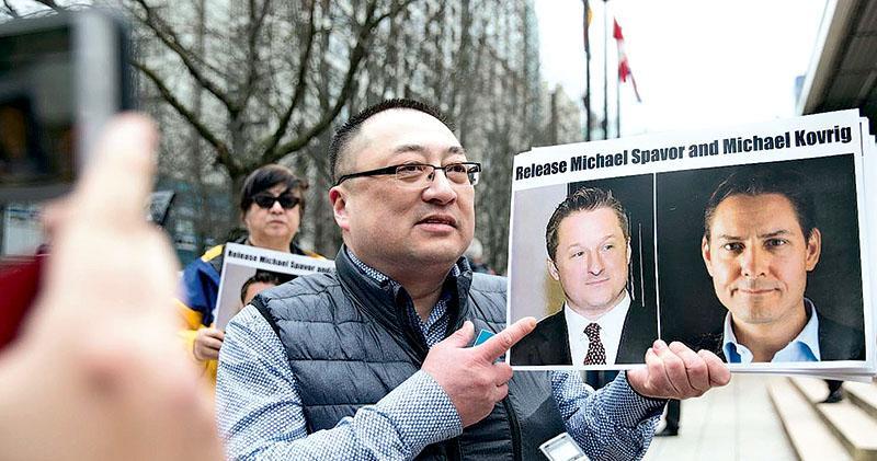 加牽頭58國促停任意拘押 中國駐加使館斥「賊喊捉賊」提嚴正交涉