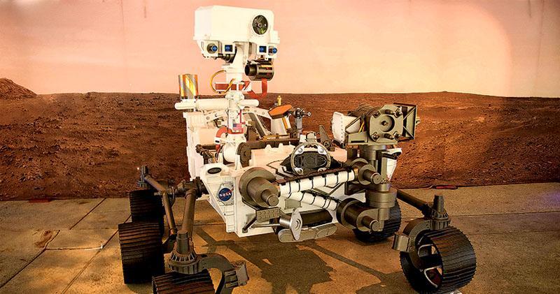 3國火星競賽  NASA「毅力」號先着陸  今入大氣層歷「恐怖7分鐘」