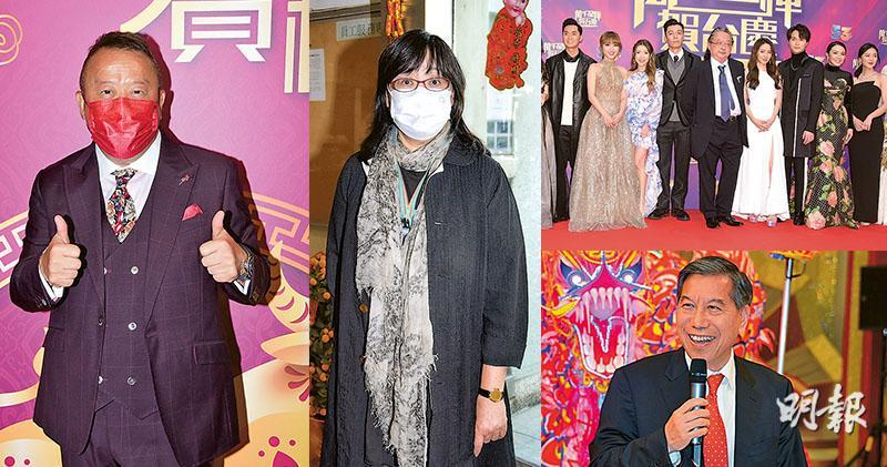 TVB變天 曾志偉接管音樂業務 余詠珊調職 何哲圖離任星夢娛樂