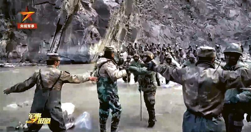 解放軍首證4人死於中印邊境衝突 報道稱印軍為「外方」 官媒:用詞克制不想煽動民眾