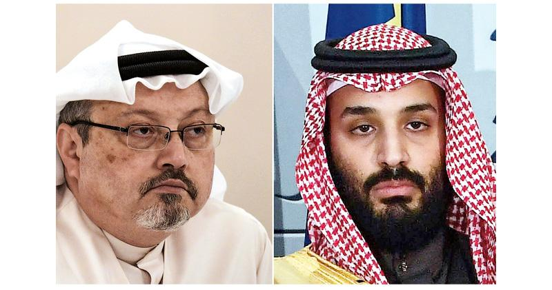 美指沙特王儲親准殺記者 沒被列入76人制裁名單