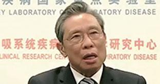 鍾南山:內地接種目標6月達四成  中疾控專家稱倘美8月達群體免疫  兩國可通關