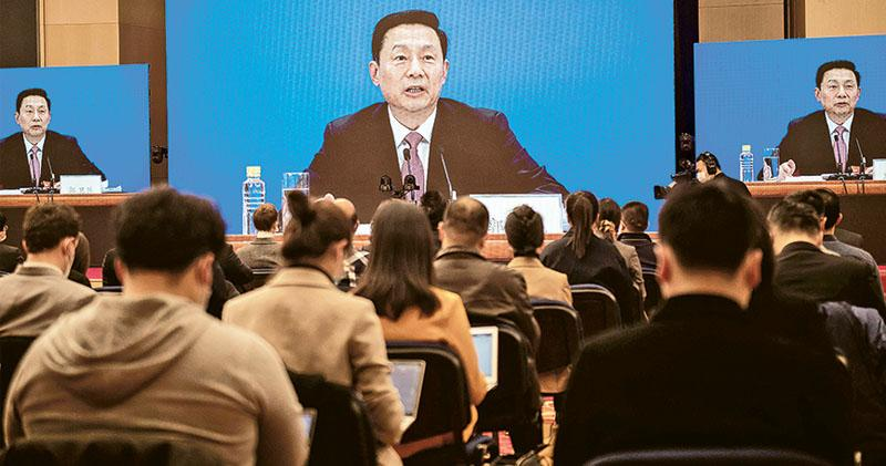 政協發言人:抵制冬奧不會得逞  中國被指形象下滑  歸咎反華政客誤導