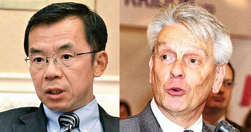 法議員擬訪台 華大使致函促取消 計劃今夏考察防疫 台:習說不要恃強凌弱?