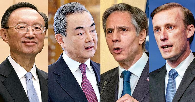 中美今會晤  崔天凱:沒過高期待  稱中方核心利益沒退讓餘地  消息:難修復關係
