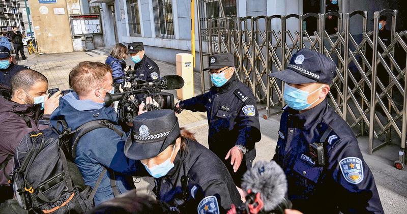 加商人斯帕弗諜案閉門審結 8國外交官遭拒門外 丹東中級法院擇日宣判