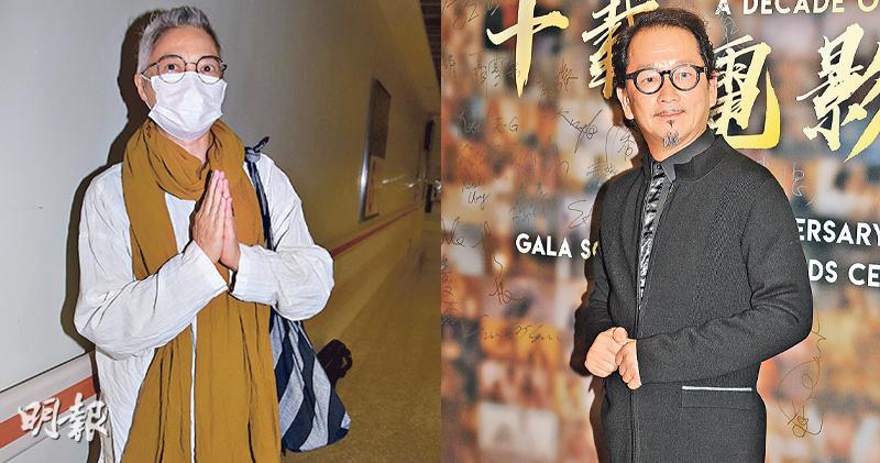66歲廖啟智胃癌留醫 太太陳敏兒:醫生讚A+病人 努力食三餐