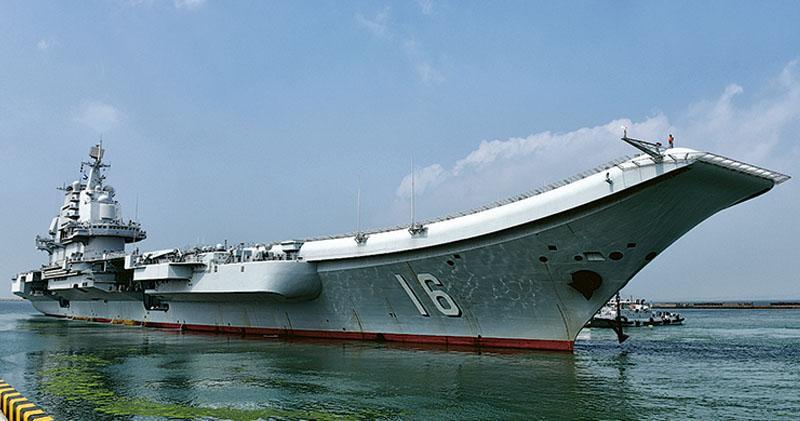 遼寧號6艦南下太平洋 055艦首護航 日本關注 台專家:解放軍航母戰鬥群完成拼圖
