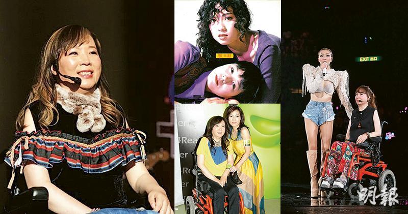 54歲前Face To Face成員吳少芳病逝  29年前遇車禍四肢癱瘓半生坐輪椅