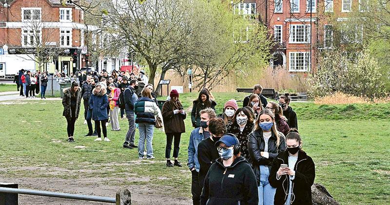 英擬強制院舍職員打針 惹歧視爭議  「無打針無工開」 平等委員會憂分化社會