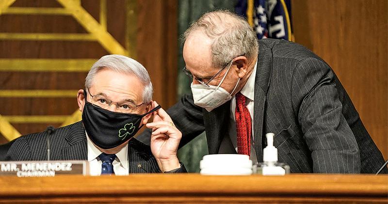 美「對華競爭法」過首關 北京斥險惡 參院外委會高票通過 促拜登動用資源全面抗中