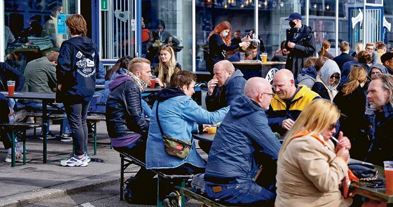 新冠護照助復常 丹麥創歐先河 手機App載檢測疫苗紀錄 半小時出「驗毒」結果