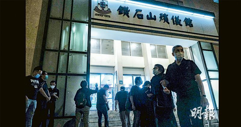 胡志偉暫准保釋奔喪 時間須保密 律政司「人道理由」同意:不代表被告適合保釋