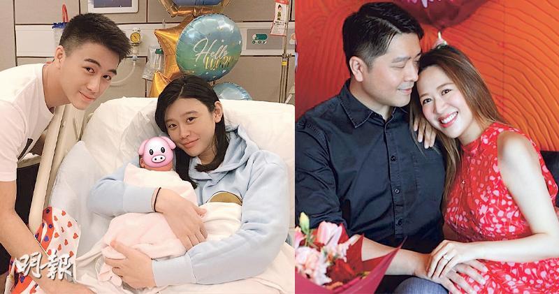 岑杏賢母親節宣布懷胎5月 老婆再有喜 何猷君:家庭地位又下降