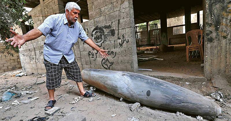 籲停火未停向以國售武 拜登捱轟 包括炸巴人精準制導武器 惹美民主黨人不滿