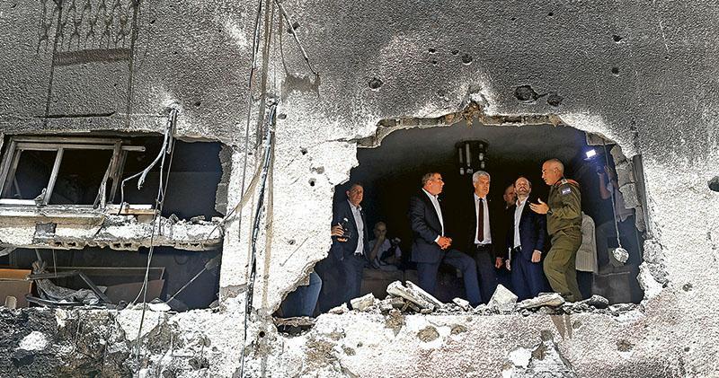 以巴提停火條件 盼「一兩天內成事」 哈馬斯:以軍不入阿克薩寺停逼遷 以國促停發炮不挖地道