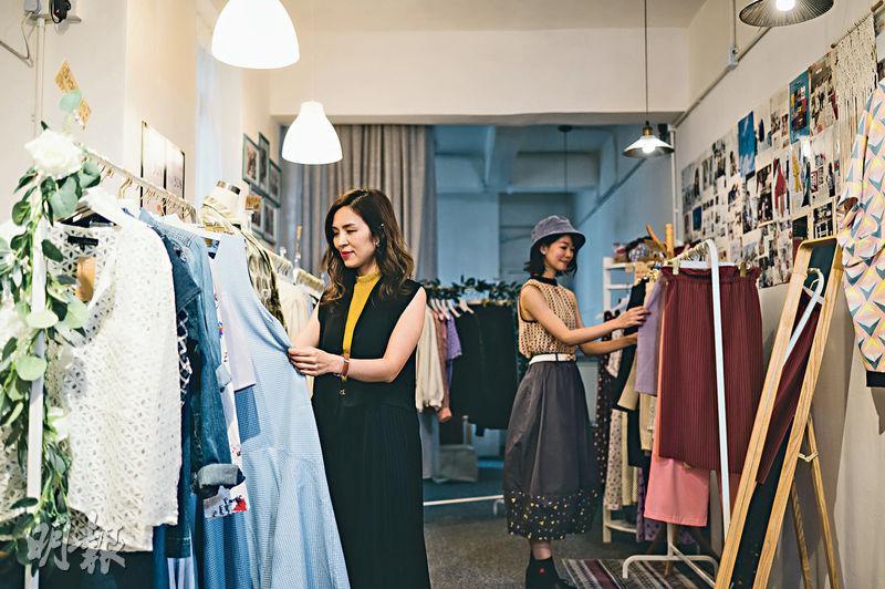 日韓文青 專業時尚 各適其適 二手時裝 洗脫殘舊印象