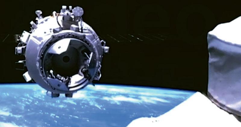 神舟十二升空 順利對接天和 中國太空人首住進自家太空站