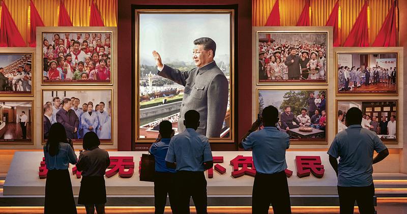 政制白皮書:各黨自覺接受中共領導 官方稱制度容民主監督兼防黨爭 查建國:8黨被嚴控