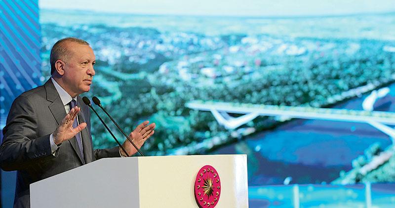 伊斯坦布爾運河動工 牽動地緣政治 新航道貫穿黑海地中海 刺激俄神經