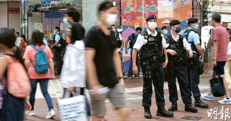 國安查刺警 李家超:盡快管假資訊  稱「絕對要」立法  泛民質疑警妄斷「失實資訊」影響