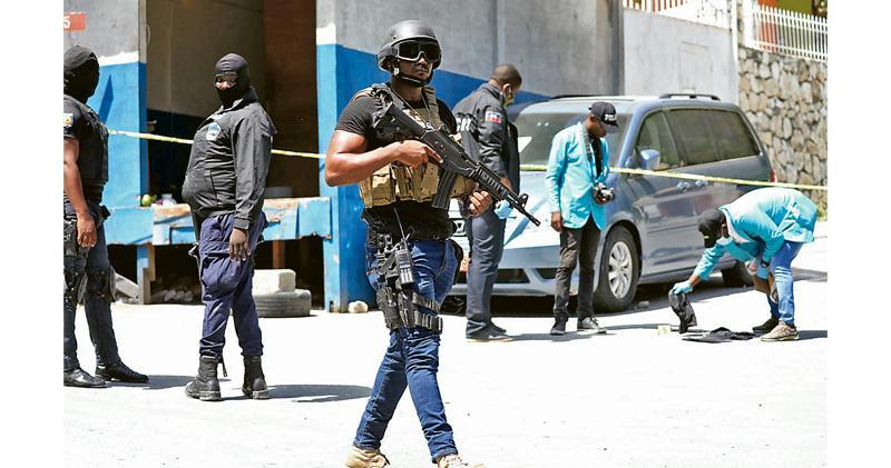 海地總統身中12槍 警稱轟斃4槍手 總理「鬧雙胞」 專家憂權力真空暴力循環
