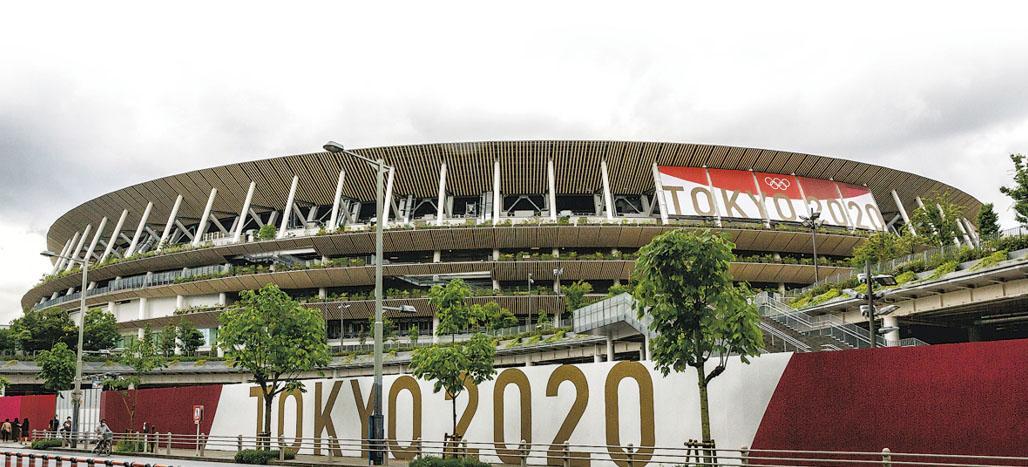 東京確診再破千 奧運倒數7天蒙陰霾  巴西隊酒店爆疫  開幕禮或僅開放予1000人